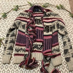 American Eagle 🦅Outfitters Boho Cardigan Sweater